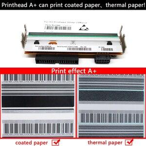 Image 3 - Nuovo Z4M plus Testina di Stampa Per Zebra Z4M Z4M più Termica di Codici A Barre Stampante 300dpi G41401M Compatibile