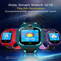 Q19 dzieci inteligentny zegarek dzieci zadzwoń do dzieci SOS antil-lost Smartwatch Baby 2G SIM Card zegar monitor lokalizacji zegarki