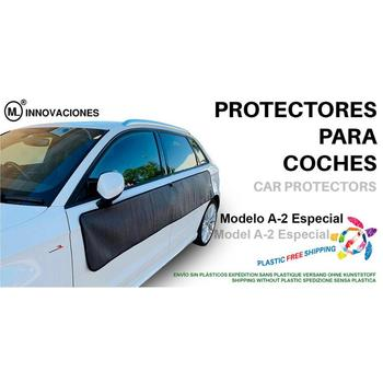 Protector Car Mazda so doors auto. Removable. Fixing with magnets magnetic. Model A2 Special