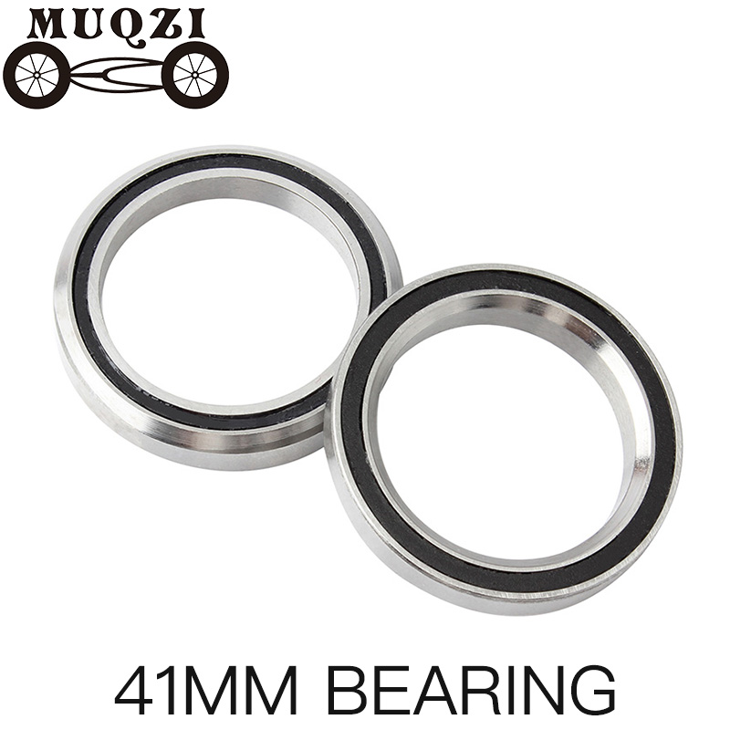 MUQZI 2pcs Mountain Road Bike Bowl Group Headset Bearing Part Replace Repair 41mm *  30mm Suitable For 44mm Bicycle Bowl