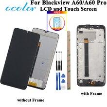 "Ocolorためblackview A60 A60 proのlcdディスプレイとタッチスクリーンデジタイザ6.1 ""blackview A60 A60プロスクリーン交換"
