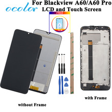 "ocolor For Blackview A60 A60 Pro LCD Display and Touch Screen Digitizer 6.1"" For Blackview A60 A60 Pro Screen Replacement"