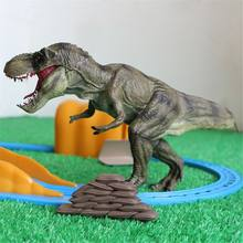 Jurassic Tyrannosaurus Rex T-Rex Dinosaurus Speelgoed Diermodel Collection Leren & Educatief Kids Gift(China)