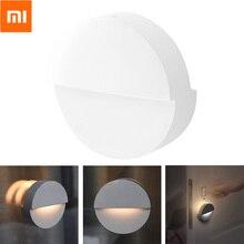 Ночник Xiaomi Mijia Philips с Bluetooth, светодиодный индукционный ночной Светильник для коридора, инфракрасный пульт дистанционного управления, датчик движения, приложение MI