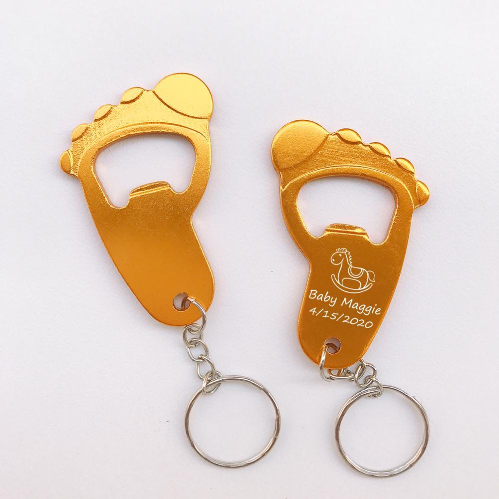 Personalised Engraved Baby Feet Christening Gift Keepsake