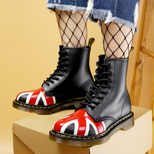 2019 Boots Women Genuine Leather Shoes For Winter Boots Shoes
