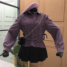 2020 Korean Fashion Clothing Womens Tops and Blou