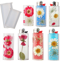 Mold Cover Silicone DIY for Epoxy Resin Lighter Case