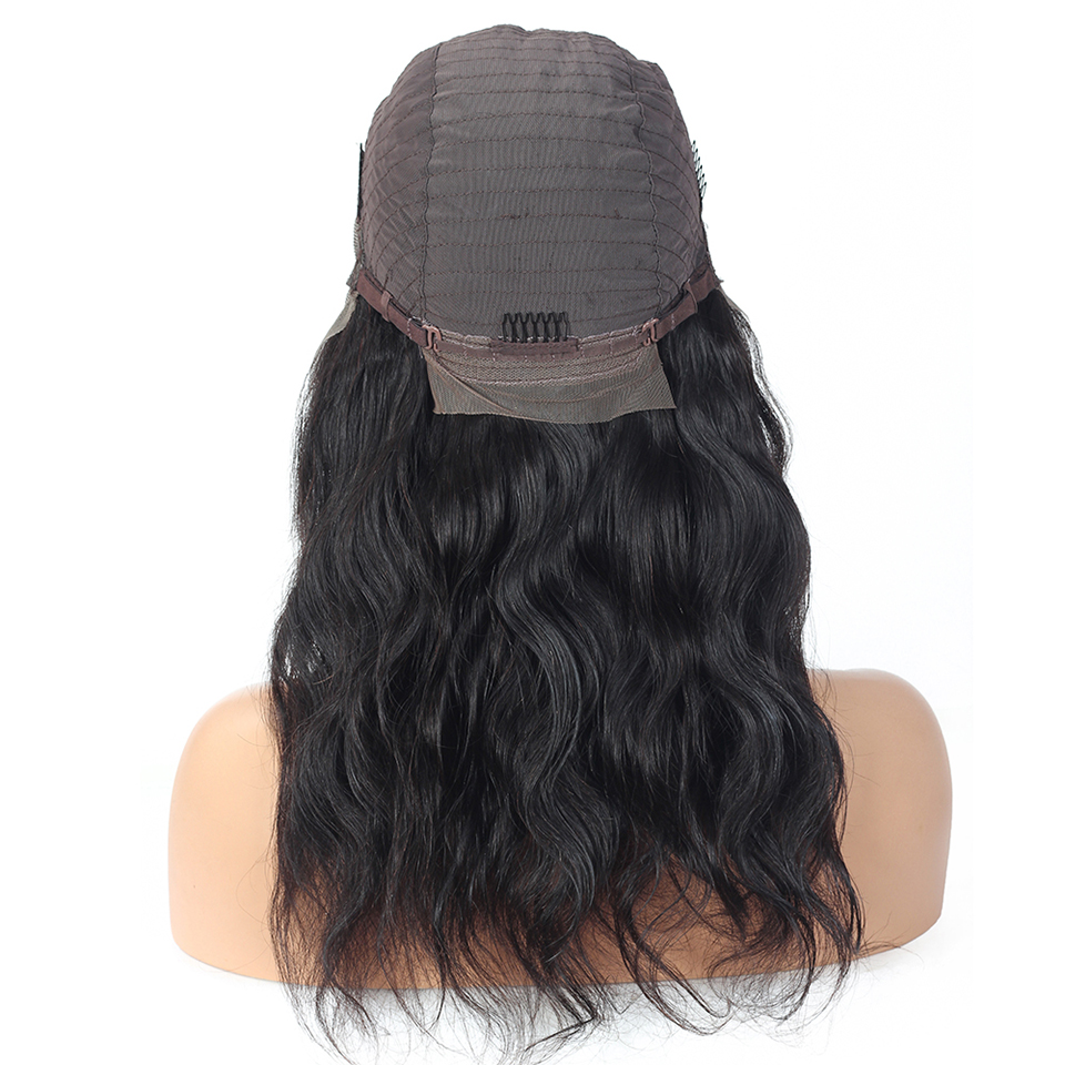 Body Wave 13*4 Lace Front Wig Natural Hairline Body Wave  Wigs  Pre-plucked Lace Front  Wigs 4