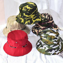 Men Women Boonie Hunting Hiking Fishing Outdoor Cap Unisex Summer Bucket Sun Hat