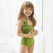 Новинка 2020 детский цельный купальник комбинезон для девочек