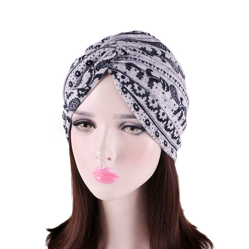 Women Muslim Hijab Cap Forehead Cross Soild Color Turbante Hat Islamic Headwear India Bonnet For Women Inner Hijab Cap Wholesale