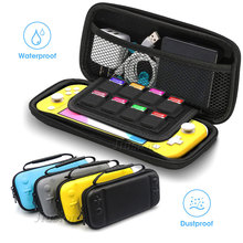 Hard Shell Case For Nintend Switch Lite Waterproof Travel EVA Carrying Bag Cover For Nintendo Switch Mini Console Accessories