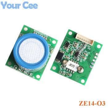 ZE14-O3 Electrochemical Ozone Detection Sensor O3 Gas Sensor Module 0-100ppm 5V UART for Civilian Disinfection Cabinet