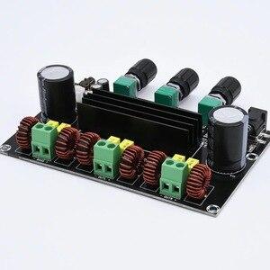 Image 4 - 80W+80W+100W 2.1 Channel TPA3116 digital Power Stereo Amplifier Board With Two NE5532 OP AMP TPA3116D2  Bass Subwoofer Amplifier