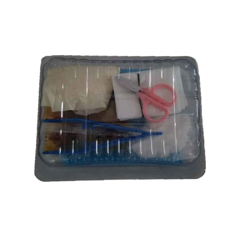 1Bag Sterilization Disposable Dressing Change Suture Kit