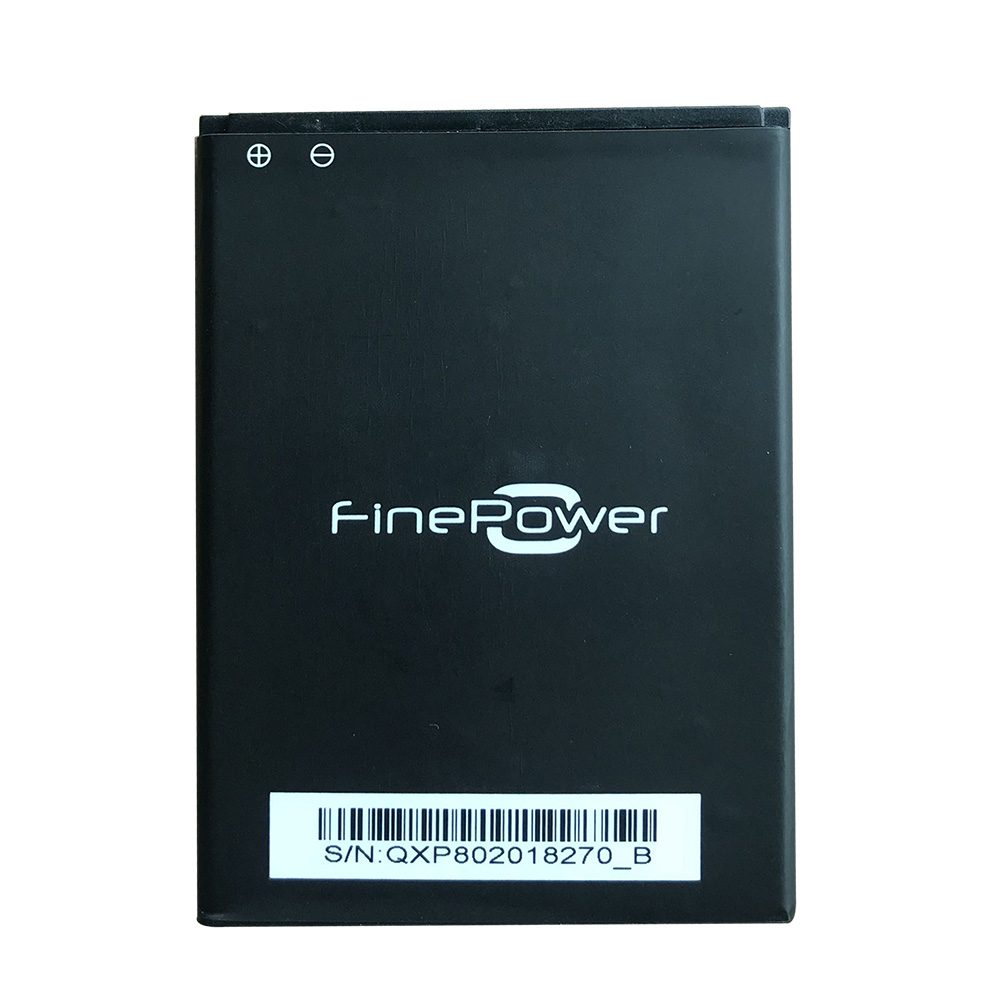 In Stock High Quality 3.7V 2000mAh phone Battery For FinePower C1 Fine Power C1, C 1 Cellphone Bateria