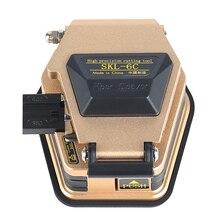 Fibra ad alta Precisione mannaia SKL 6C lama di taglio del cavo in fibra ottica strumenti 16 lama di superficie