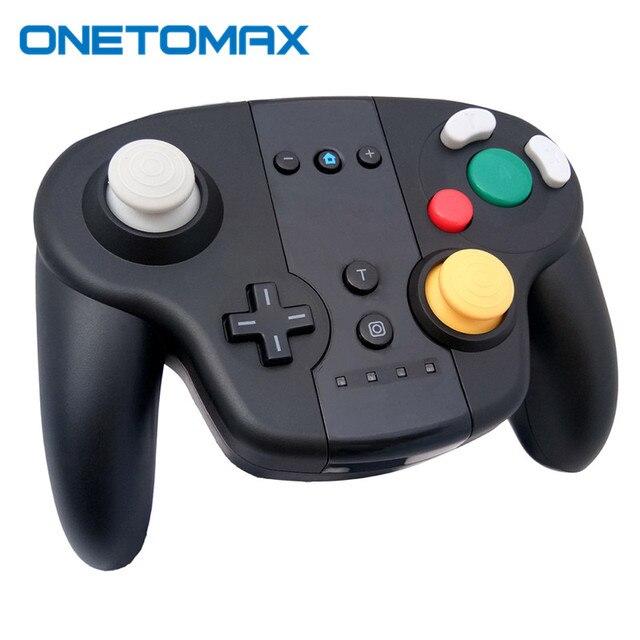 Pro Wireless Controller di Gioco per Nintend Regolatore di Interruttore di Supporto NFC Gamepad per Nintend Interruttore Win 7/ 8/10 Console Joystick