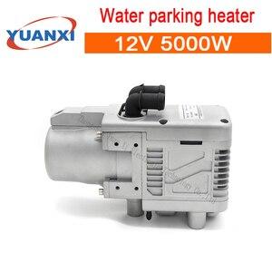 5KW 12 v diesel/gaz woda/ciecz ogrzewanie postojowe