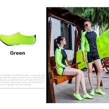 Newly Durable Sole Barefoot Water Skin Shoes Aqua Socks Beach Pool Sand Swimming