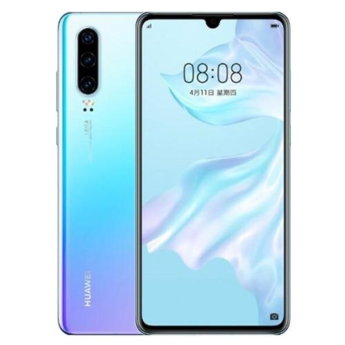 HUAWEI P30 4G Smartphone 6.1 ''EMUI9.1.0 (Android 9.0) Kirin 980 Octa Core 2.6GHz 6GB 128GB empreinte digitale 3650mAh téléphone portable