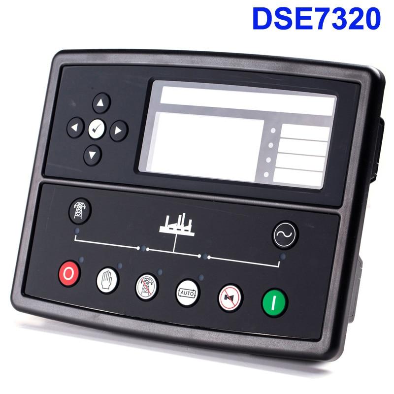 Generator ATS Controller DSE705 for Dse 705 Auto Start Generator genset