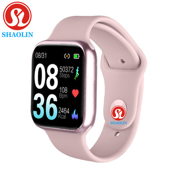 Women Smart Watch Series 5 Men Bluetooth Waterproof Smartwatch for Apple Watch iOS iPhone Android Phone Fitness Tracker PK IWO