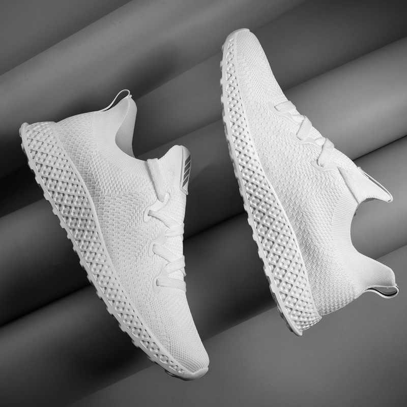 Times/Новая мужская повседневная обувь в римском стиле легкая мужская обувь на шнуровке удобные дышащие прогулочные теннисные кроссовки больших размеров 39-46