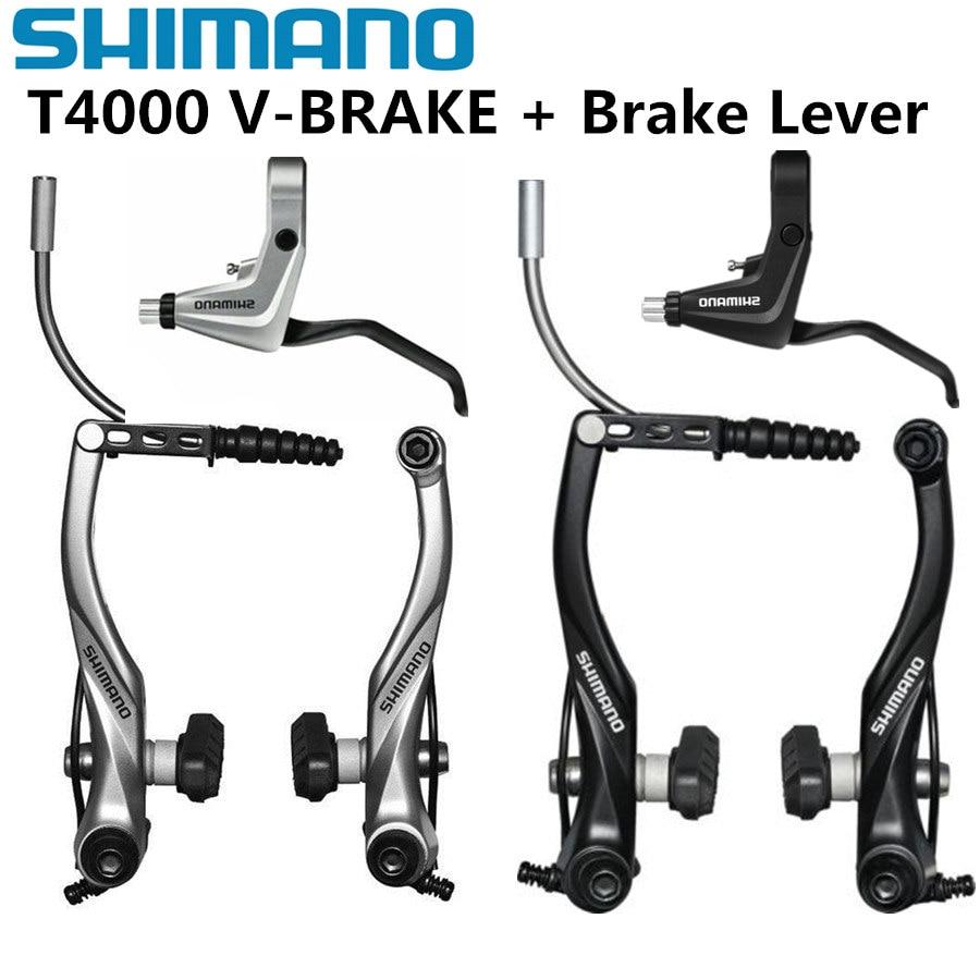 Rear Brakes Black SHIMANO ACERA V-Brakes BR-M422 ALIVIO Front