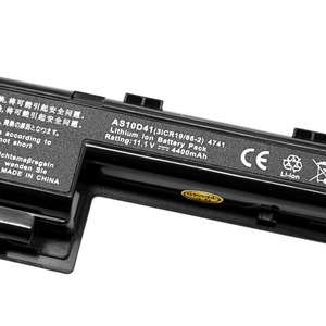Image 5 - 6600MAh 11.1v Laptop Battery For Acer V3 571G AS10D41 as10d51 AS10D73 AS10D5E AS10d31 AS10D81 5750 5750G 5742G 5552G 5755G 5560