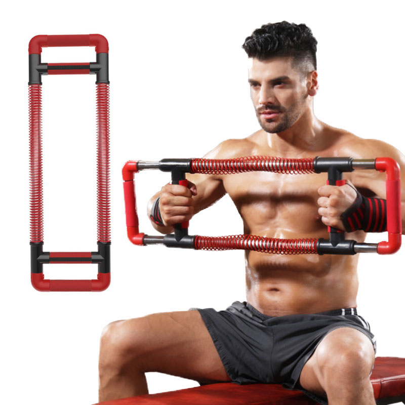 Arm Exercise Tool Forearm Gym Chest Wrist Power Men Women Home Weight Training Strength Spring Fitness Equipment