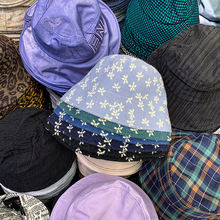 Осенне зимняя вязаная шерстяная шляпа ведро 5 цветов в национальном