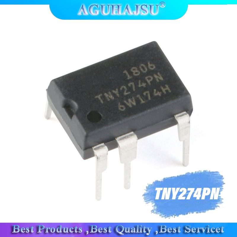 10PCS <font><b>TNY274PN</b></font> DIP-7 TNY274 DIP Power drive switch integration image