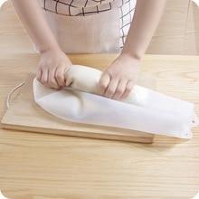 1Set Kochen Gebäck Werkzeuge Weiche Silikon Erhaltung Kneten Teig Mehl mischen Tasche Küche Gadget Zubehör