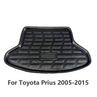 For Toyota Prius2005 2006 2007 2008 2009 2010 2011 2012 2015Liner Tray Car Rear Trunk Cargo Mat Sheet Carpet Mud Protective Pad -