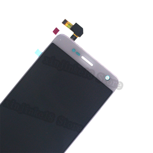 Image 4 - Original For ZTE Blade V8 LCD Display+Touch Screen Digitizer Assembly replacement For ZTE Turkcell T80 BV0800 Display Repair kit