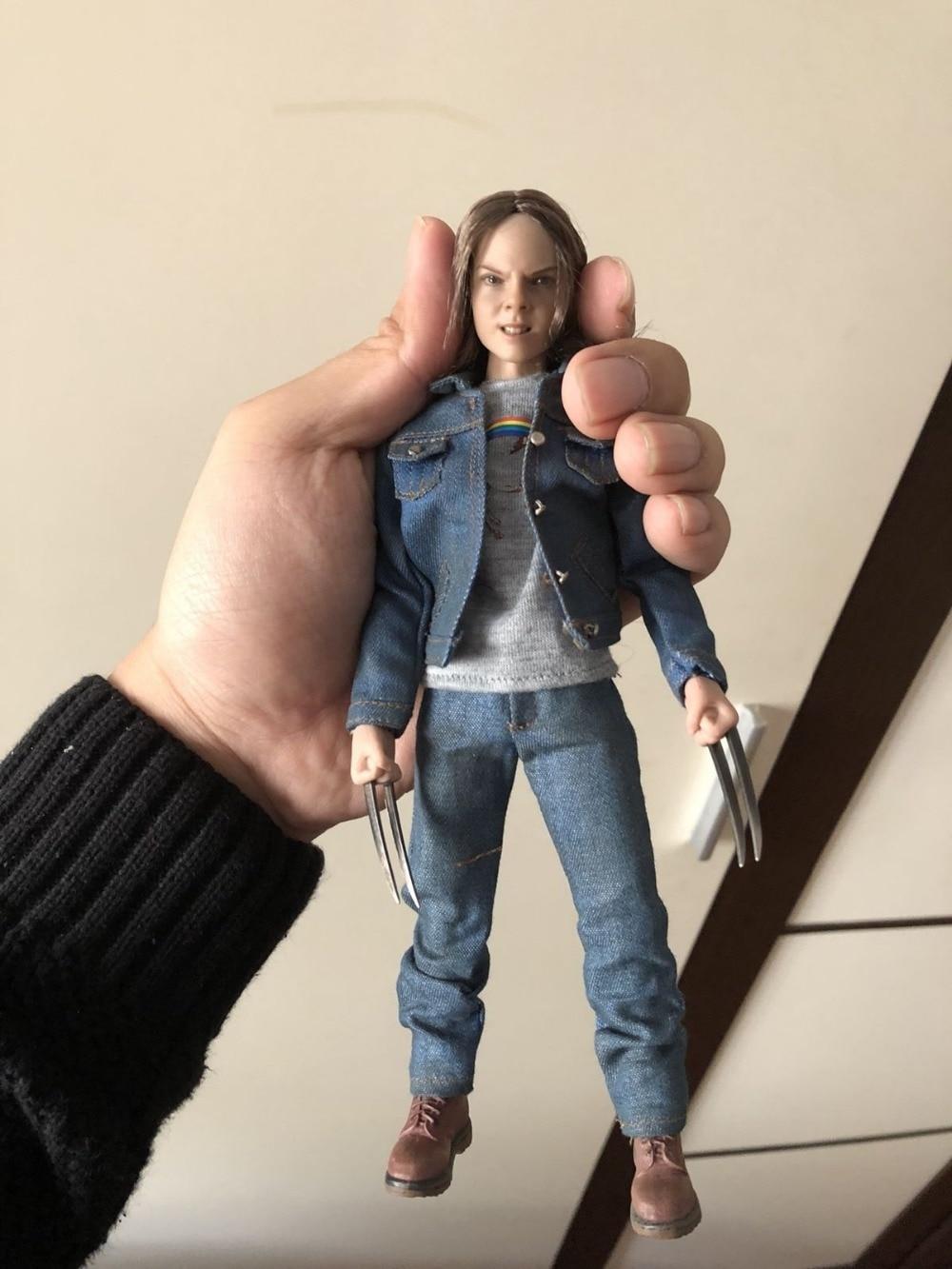 Asmus Toys THE LAURA 2.0 SET TEENAGER BODY 3.0 Female Head 1//6 Figure Full SET