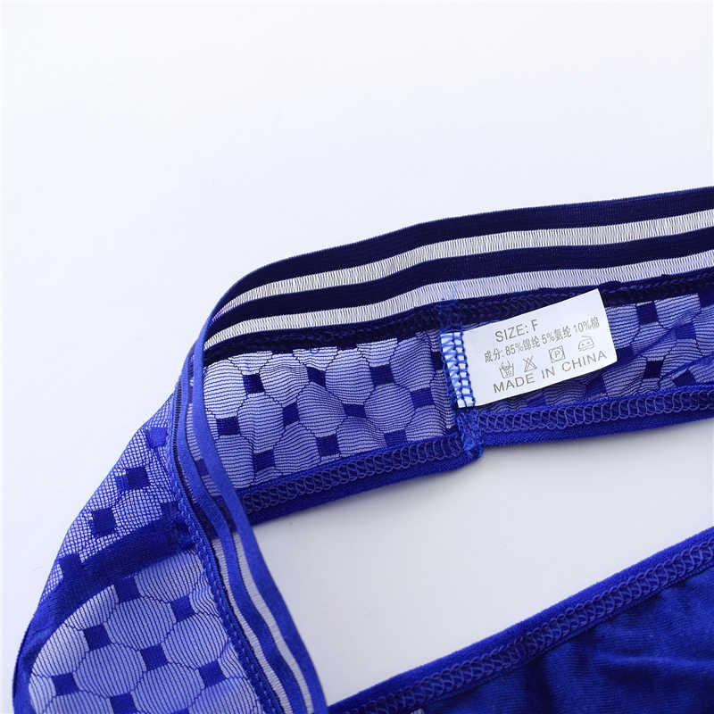 Padat Mesh Transparan Tali Senar G Seamless Celana Dalam Wanita Pakaian Dalam Celana Dalam Celana Dalam Pria Hot Lingerie Seksi Wanita Low-Rise 45