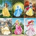 Disney Cartoon Princess Diamond Painting Snow White Full Square/Round Diamond Mosaic Home Decoration Gift
