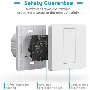 Image 3 - Zigbee умный переключатель дистанционного Управление Wi Fi, кнопочный переключатель настенный светильник переключатель 1 2 3 Gang без нейтральный один противопожарная проводка Работает с Amazon Alexa Google Home Tuya
