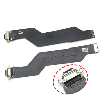 20Pcs/lot Dock Connector Micro USB Charger Charging Port Flex Cable Microphone Board For Oneplus 7t