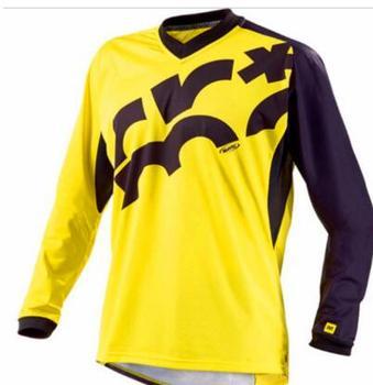 ¡Novedad de 2020! Jersey de tiro bajo, Ropa de Ciclismo, Mtb de manga larga, pantalón corto para yoga, motocross