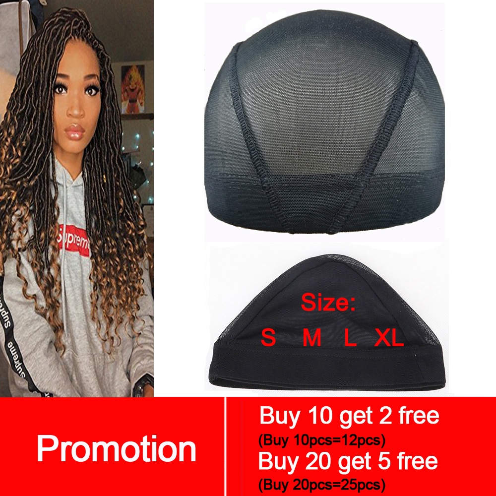 Spandex Mesh Dome <font><b>Wig</b></font> <font><b>Cap</b></font> Easier Sew In Hair Stretchable <font><b>Weaving</b></font> <font><b>Cap</b></font> Glueless Hair Net <font><b>Wig</b></font> Liner Cheap <font><b>Wig</b></font> <font><b>Caps</b></font> <font><b>For</b></font> <font><b>Making</b></font> <font><b>Wigs</b></font> image