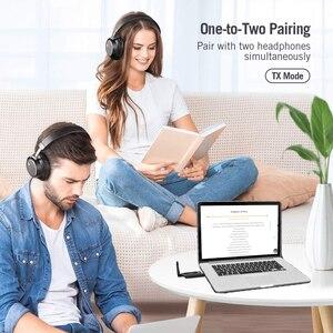 Image 2 - 20M longue portée Bluetooth 5.0 transmetteur Audio Aptx basse latence TV PC sans pilote 3.5mm AUX RCA USB Dongle PS4 adaptateur sans fil