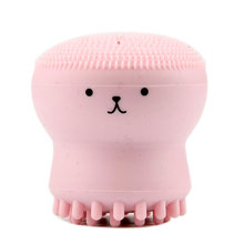 Octopus Silicone Face Scrub Washing Brush Facial Cleansing Multifunctional Deep Skin Care