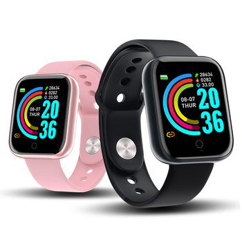 Bluetooth Smart Watch Men Sports Smartwatch Heart Rate Monitor Blood Pressure Tracker Fitness Bracelet  For Apple IOS Android