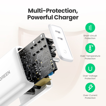 Зарядное устройство Ugreen PD36W 6