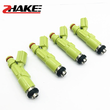 ZHAKE 23250-13030 23209-13030 Fuel Injector for T.U.V LITEACE TOWNACE LITEACE, TOWNACE 1.8L 7KE 2320913030 2325013030 zhake 4x fuel injector original 23250 15040 for vios 4a fe 5a 7a 8a 2325015040 23209 15040 2320915040 fuel injection nozzles