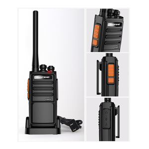 Image 2 - 2Pcs BaoFeng BF 888S Plus Walkie Talkie 16CH Clearer Voice & longer range Updated with USB direct Charging two way radio 2020